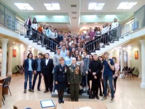 Авторская школа 186 Советского района тема Патриотизм - источник в бою и труде 2018г январь
