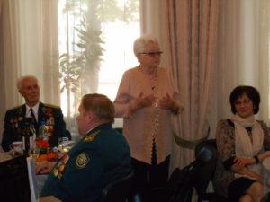 Жена офицера Чернышева Татьяна Васильевна рассказывает о своей не легкой службе на заставе
