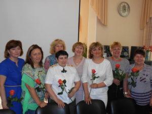 Женщины ветераны ОПК - Н.Новгород Аэропорт