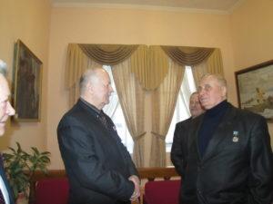 Встреча ветеранов боевых действий